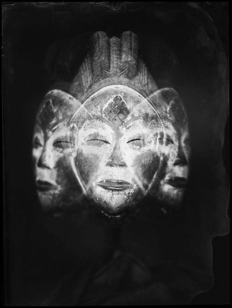 Arts d'Afrique - Mokry kolodion - Street Collodion Art