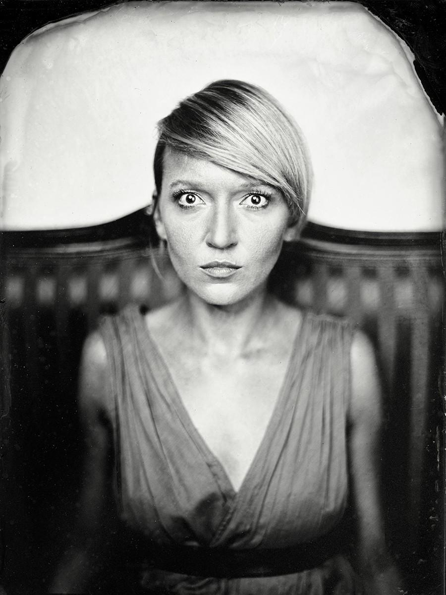Gabriela Sitkiewicz - Mokry Kolodion - Ambrotypia