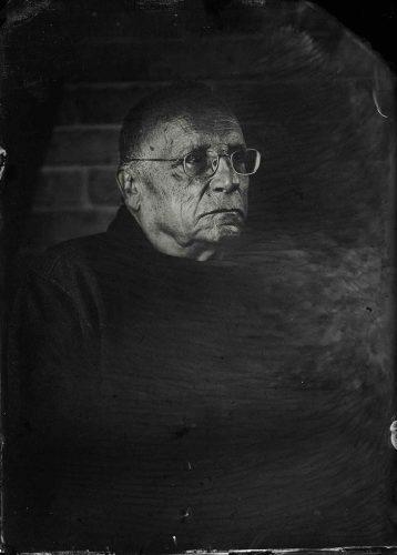 Marcel Łoziński - Mokry Kolodion - Ambrotypia