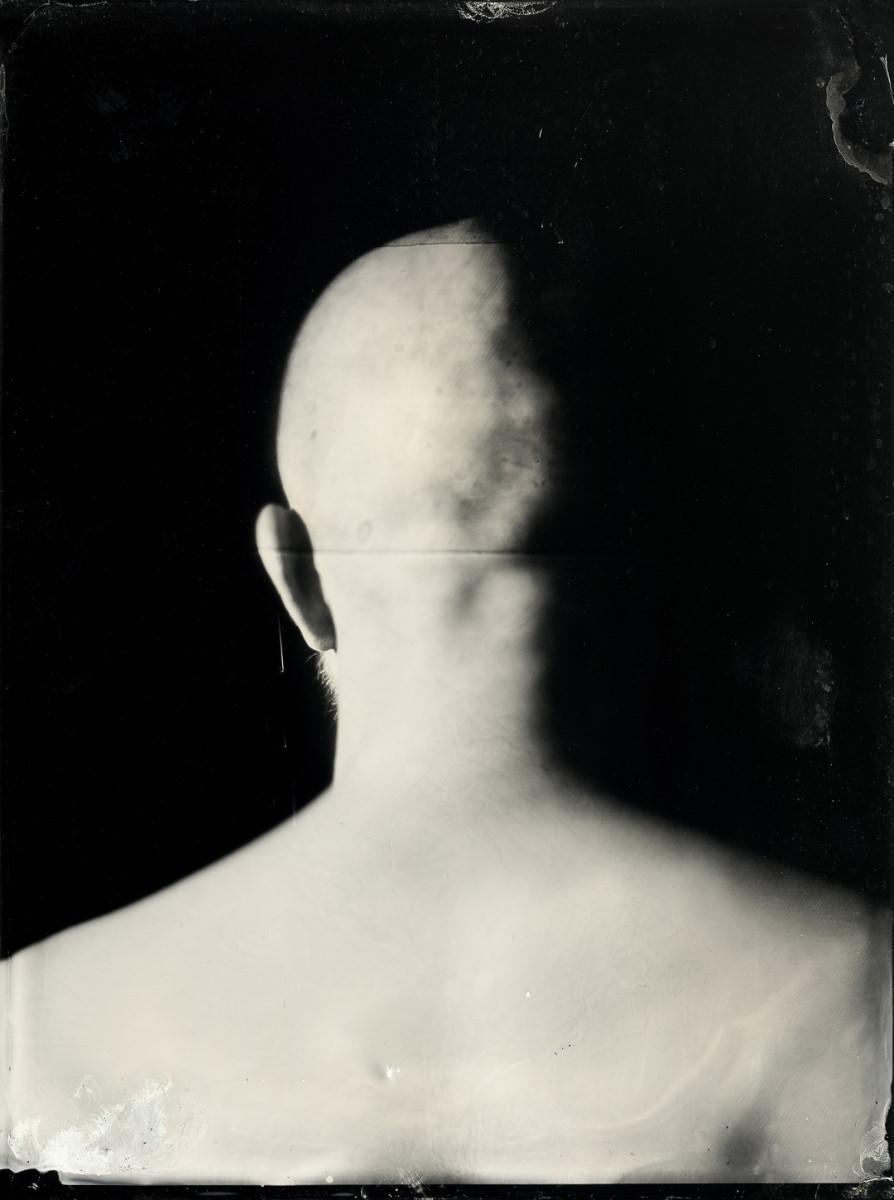 XXXIII - Mokry kolodion - Cykl autoportretów