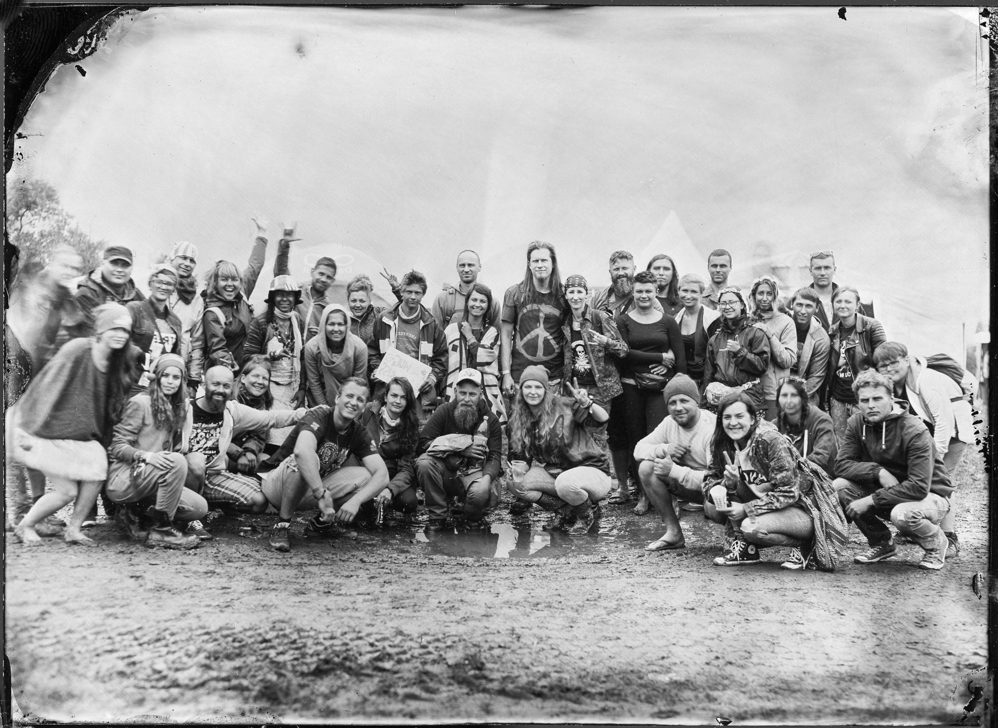 Przystanek Woodstock 2016 - Mokry Kolodion - Street Collodion Art (1)