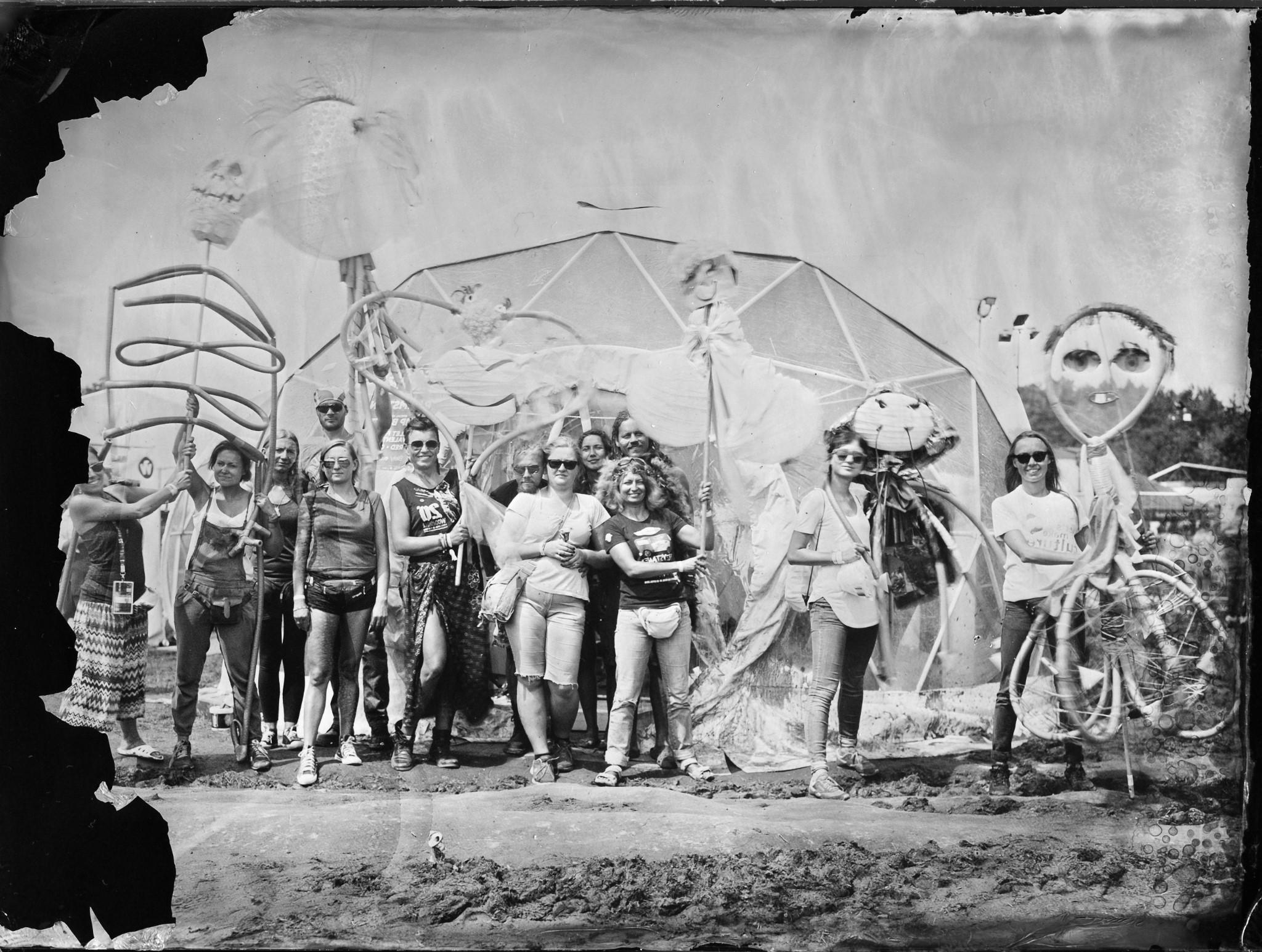 Przystanek Woodstock 2016 - Mokry Kolodion - Street Collodion Art (17)