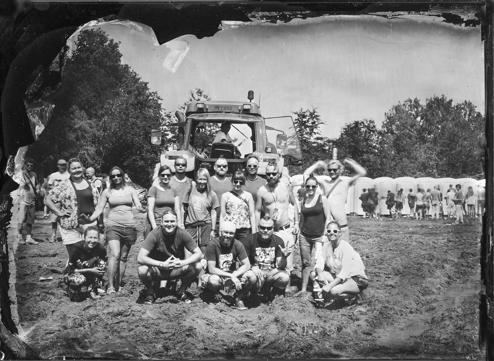 Przystanek Woodstock 2016 - Mokry Kolodion - Street Collodion Art (20)