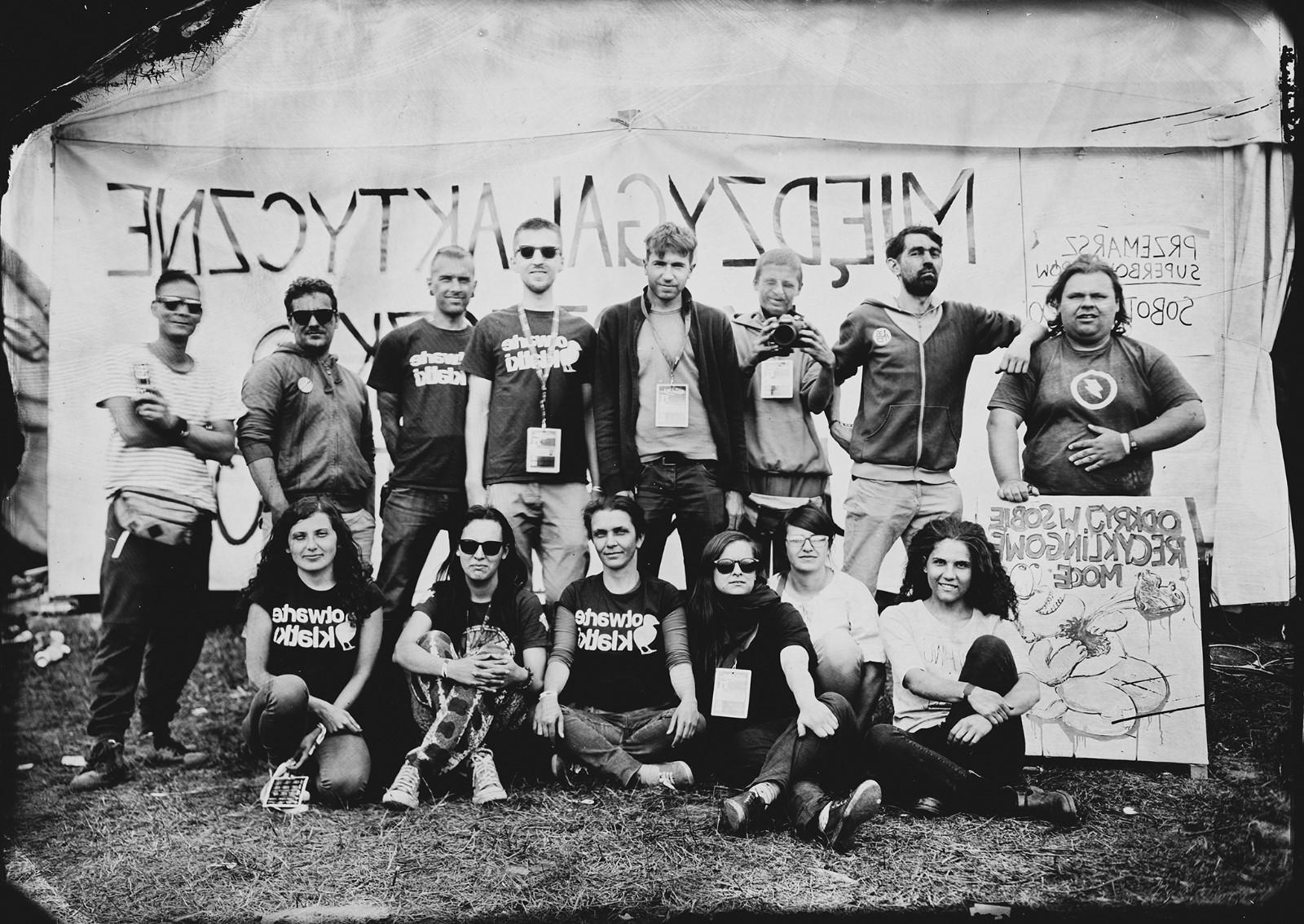 Przystanek Woodstock 2015 - Mokry Kolodion - Street Collodion Art (1)
