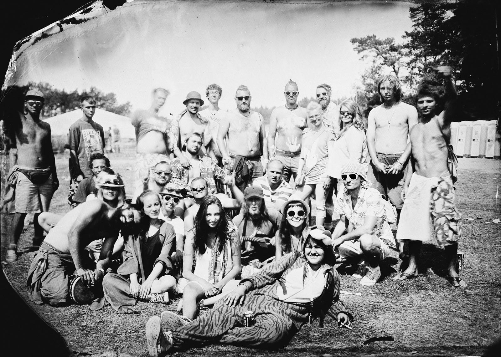 Przystanek Woodstock 2015 - Mokry Kolodion - Street Collodion Art (12)