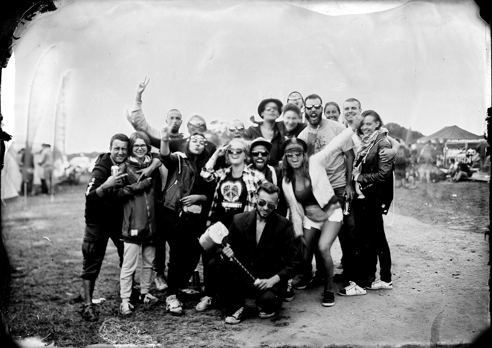 Przystanek Woodstock 2015 - Mokry Kolodion - Street Collodion Art (16)