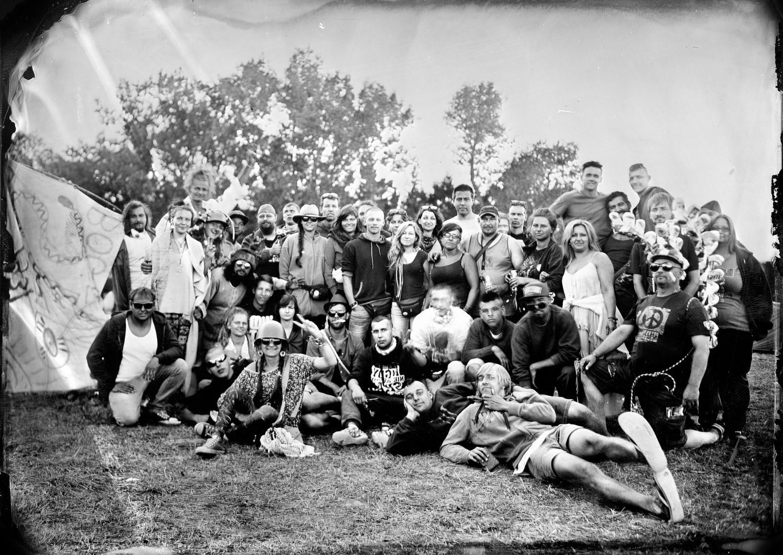 Przystanek Woodstock 2015 - Mokry Kolodion - Street Collodion Art (17)