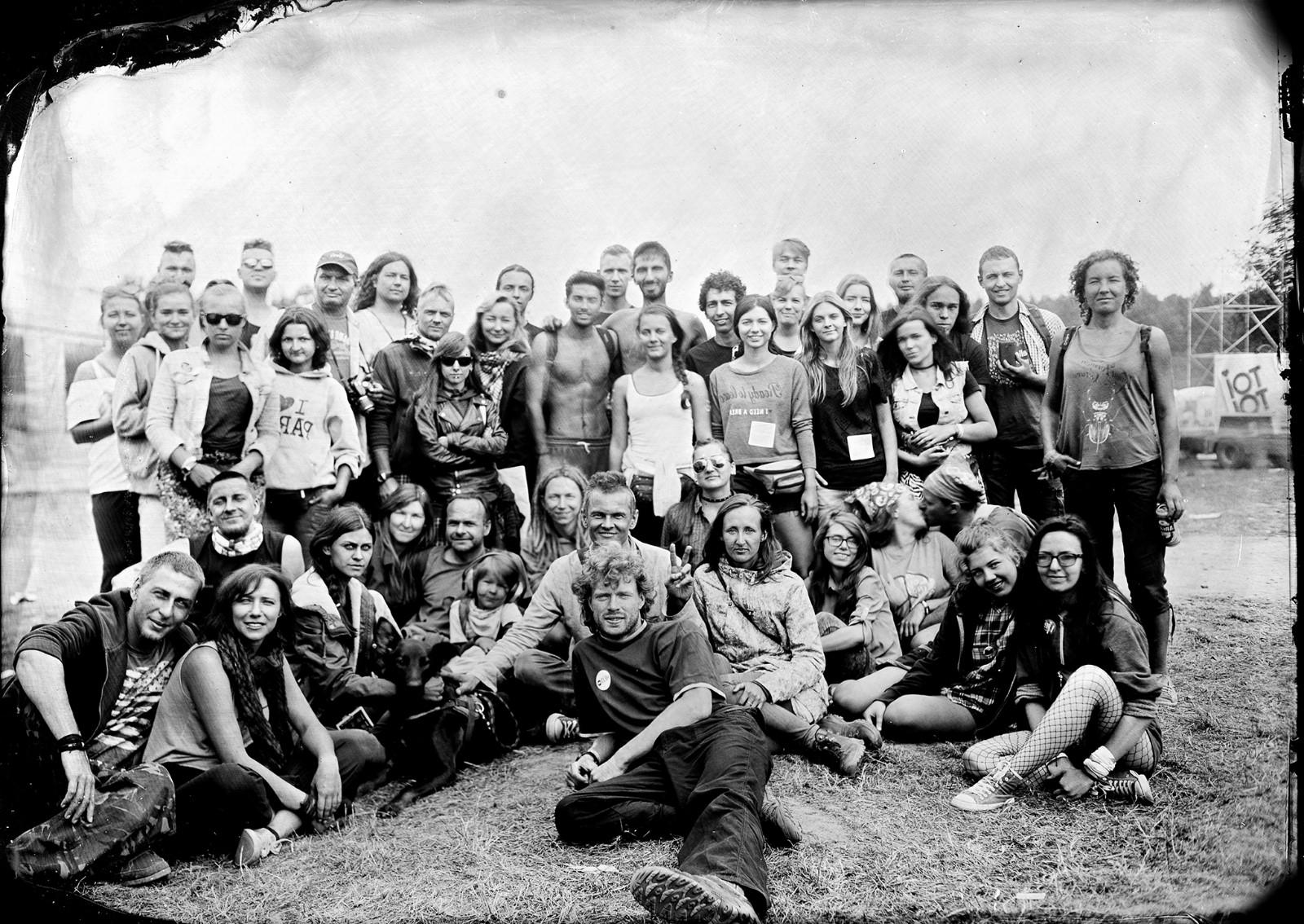 Przystanek Woodstock 2015 - Mokry Kolodion - Street Collodion Art (18)