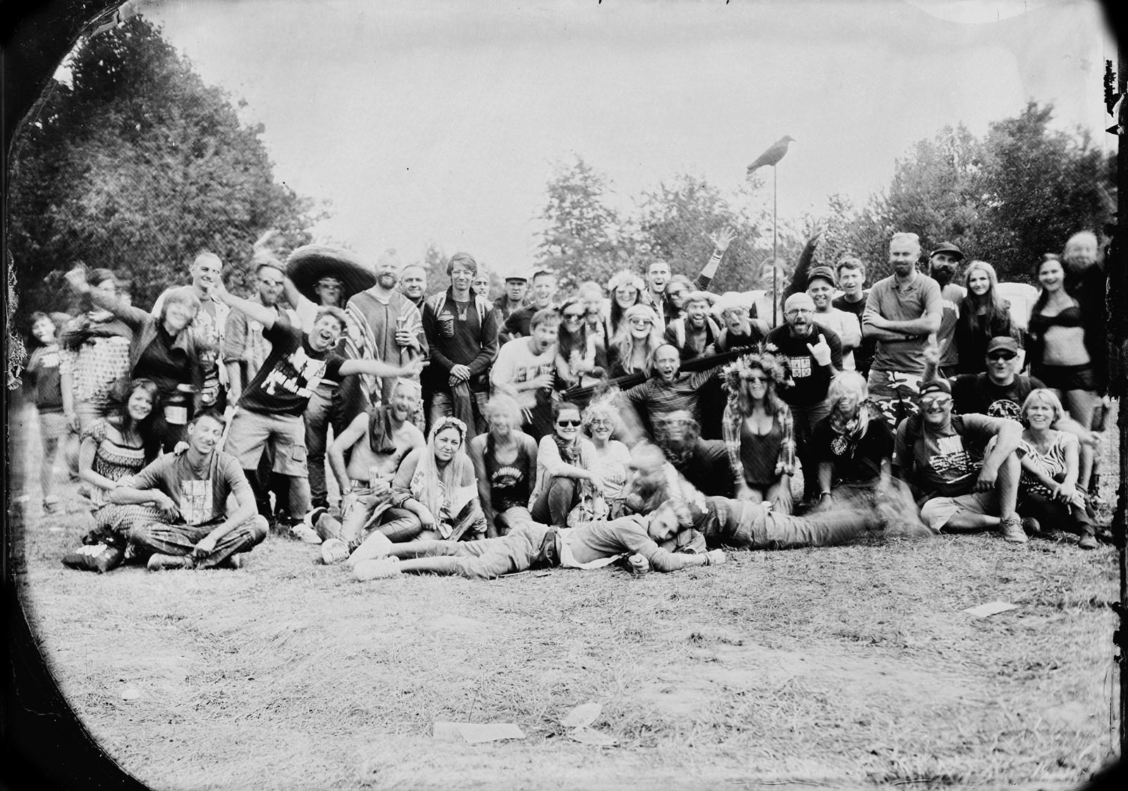 Przystanek Woodstock 2015 - Mokry Kolodion - Street Collodion Art (2)