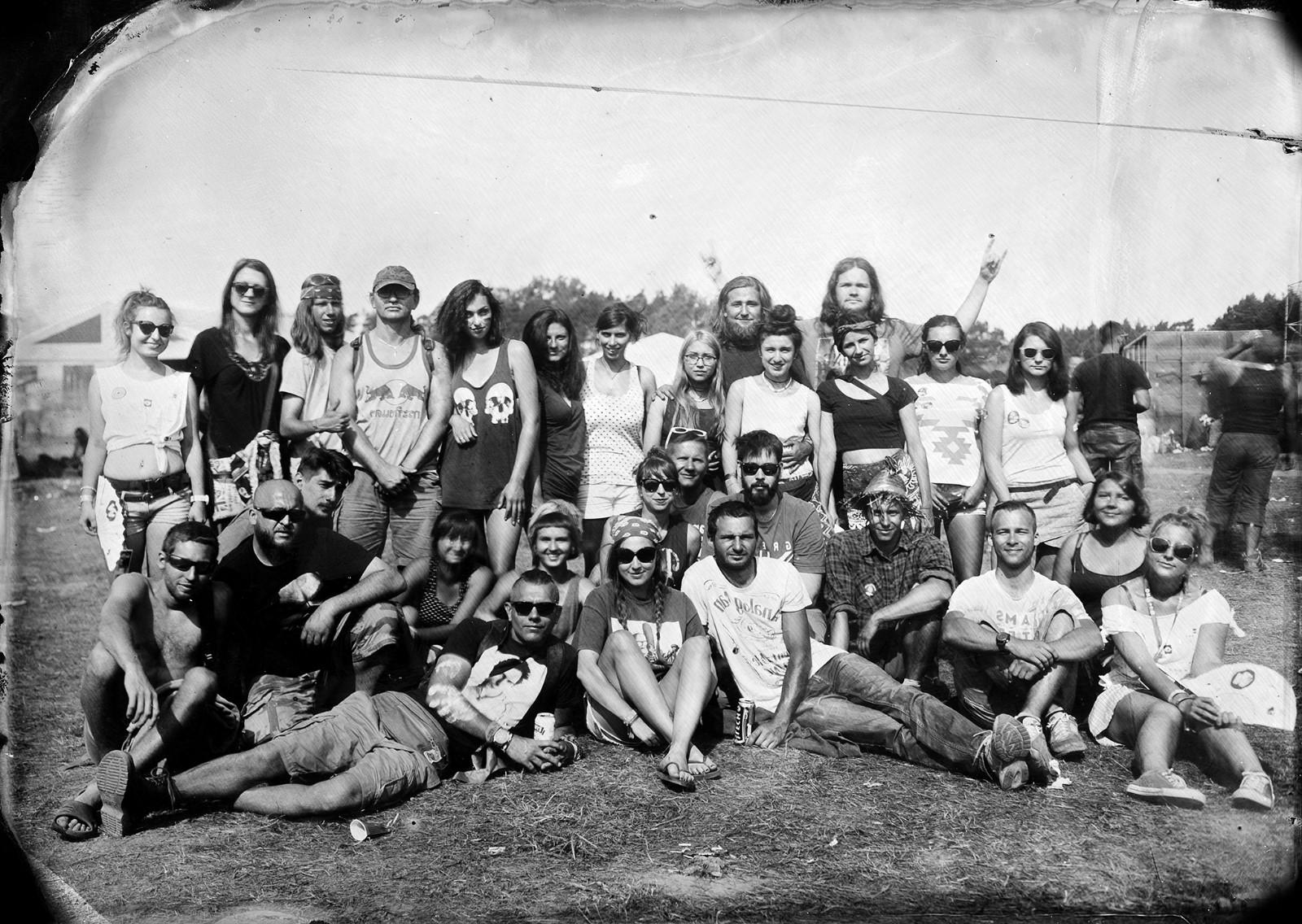 Przystanek Woodstock 2015 - Mokry Kolodion - Street Collodion Art (20)