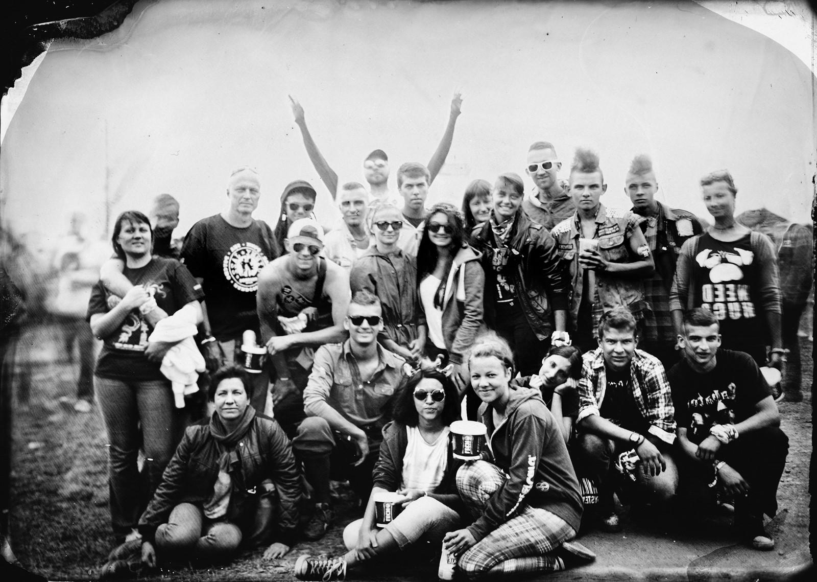 Przystanek Woodstock 2015 - Mokry Kolodion - Street Collodion Art (3)