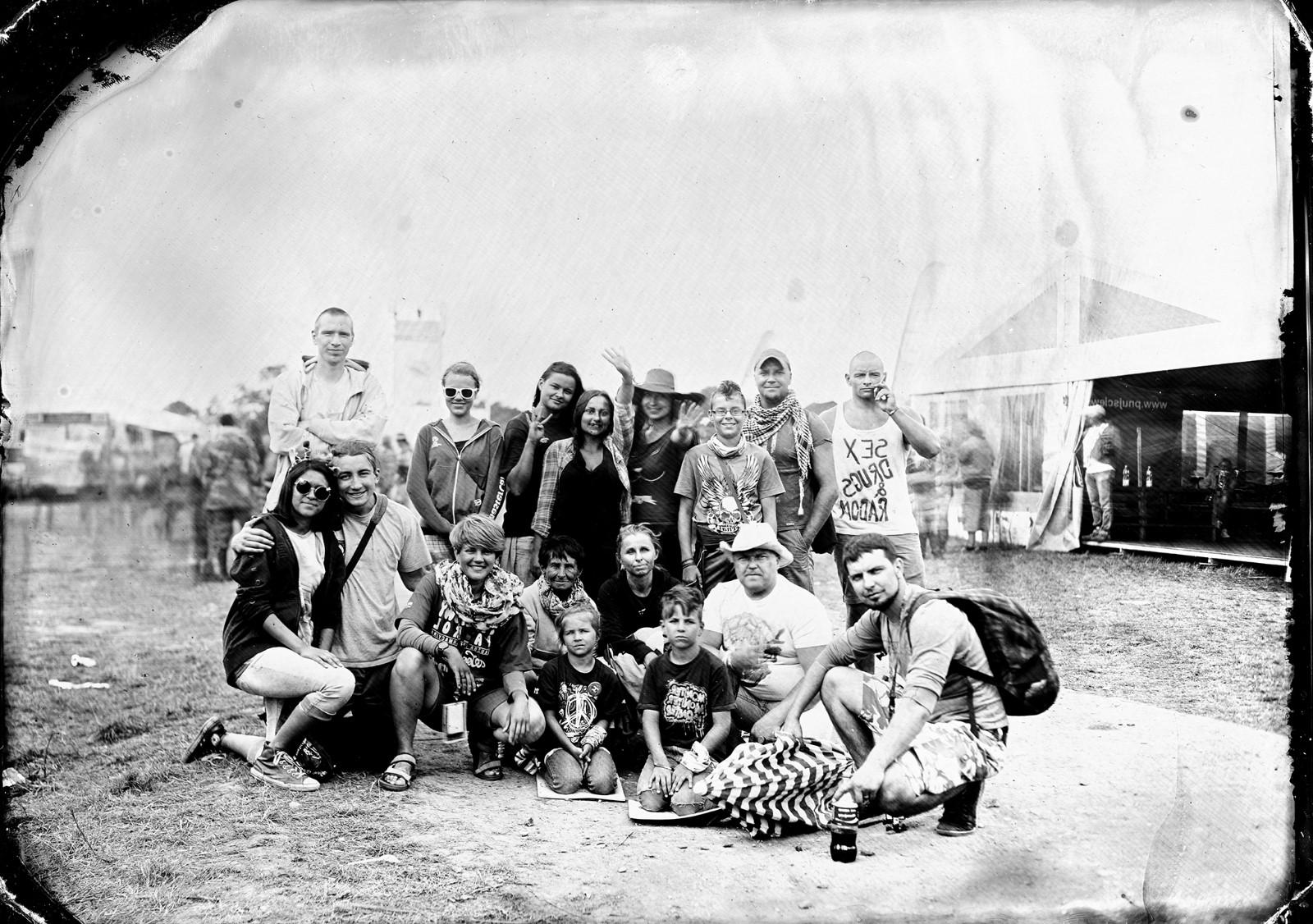 Przystanek Woodstock 2015 - Mokry Kolodion - Street Collodion Art (32)