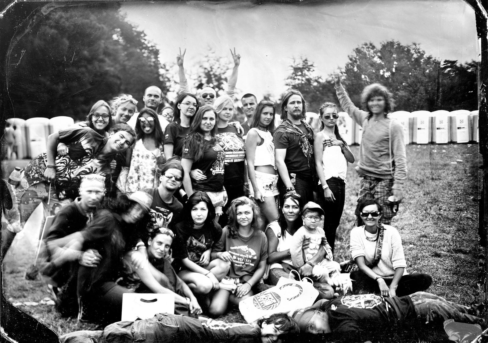 Przystanek Woodstock 2015 - Mokry Kolodion - Street Collodion Art (33)
