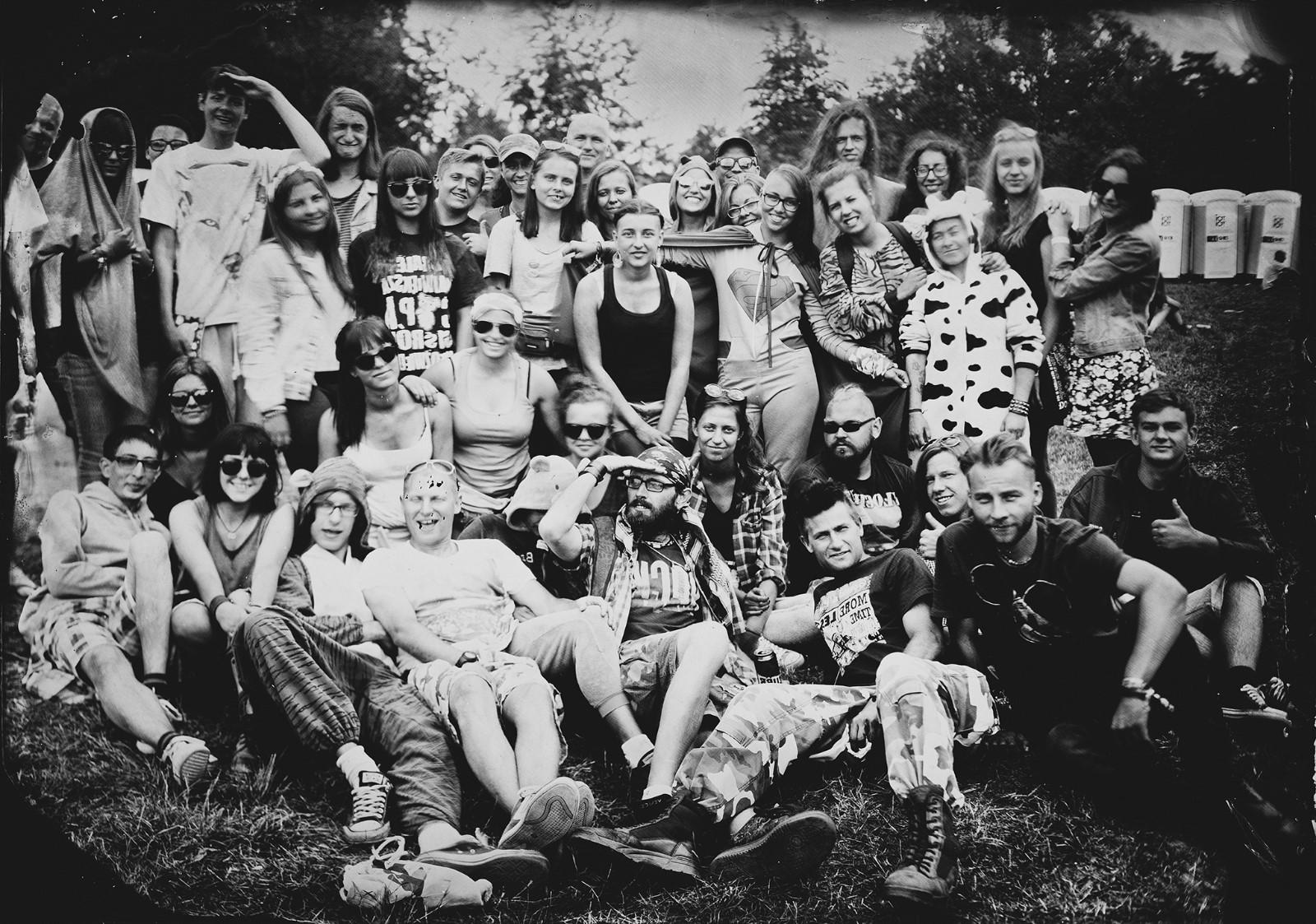 Przystanek Woodstock 2015 - Mokry Kolodion - Street Collodion Art (8)