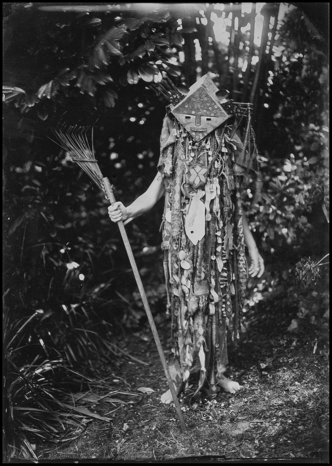Shamans - Wet Plate Collodion - Street Collodion Art & Coco Fronsac (1)