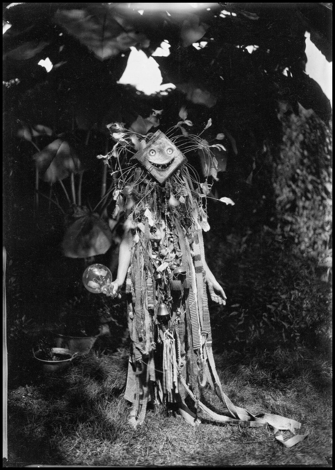 Shamans - Wet Plate Collodion - Street Collodion Art & Coco Fronsac (2)