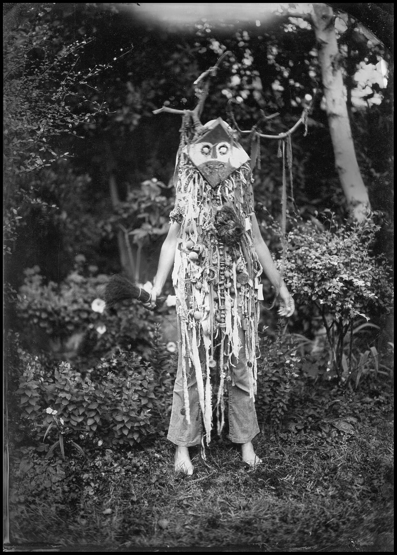 Shamans - Wet Plate Collodion - Street Collodion Art & Coco Fronsac (3)
